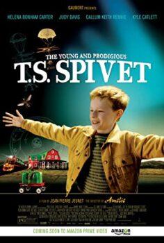 T.S. Spivet különös utazása
