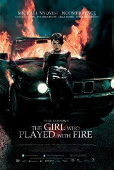 A lány, aki a tűzzel játszik