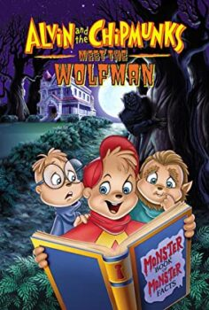 Alvin és a mókusok kalandja a farkasemberrel