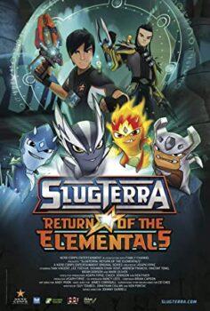 Slugterra: Elementálok